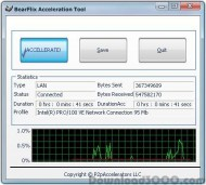 BearFlix Acceleration Tool screenshot